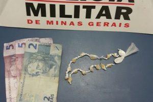 Manhuaçu: Polícia Militar apreende drogas durante operação