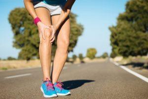 Uma simples dor no joelho pode ser mais que isso