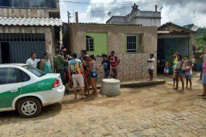 Morador de Vilanova retorna para casa após receber medicamento do CAPS