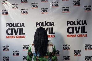 Acusada de tráfico de drogas é presa pela Polícia Civil