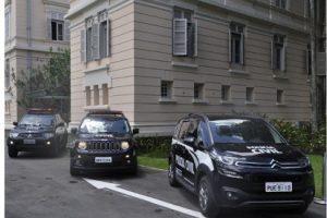 PC de Manhuaçu recebe viatura sob indicação do deputado João Magalhães
