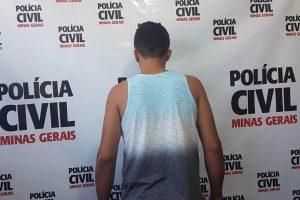 Acusado de roubo é preso pela Polícia Civil de Manhuaçu