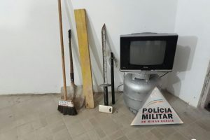 Manhuaçu: Autores de roubo são presos pela PM