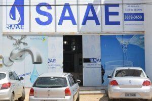 SAAE dá manutenção em bombas da Petrina e pede economia de água