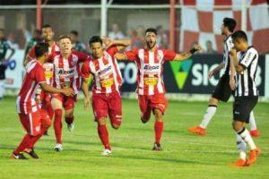 Atlético é derrotado pelo Villa Nova: 1 a 0