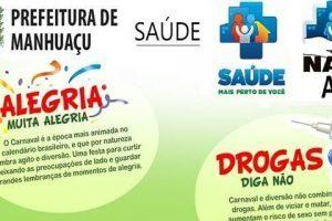 Projeto Saúde da Praça acontece nesta sexta-feira em Manhuaçu