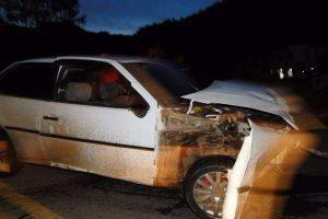 Manhuaçu: Colisão entre 4 carros na região da UBA
