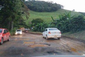 MG 111, Manhuaçu/Ipanema, será fechada na manhã desta quarta
