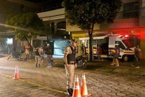 Manhuaçu: PM investe em segurança na noite do Coqueiro