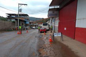 Manhuaçu: Alunos dos CFSD/2017 realizam estágio operacional