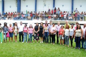 """Emoção: Manhuaçu realiza sorteio de casas do """"Minha Casa Minha Vida"""""""
