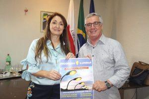 Lançado em Manhuaçu o Programa Iluminar