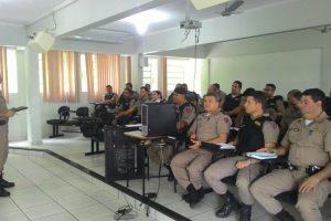 Manhuaçu: Reunião de Comandantes de Frações do 11º BPM