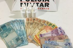 Simonésia: Drogas e dinheiro apreendidos no carnaval