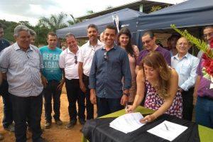 Manhuaçu: Autorizada a construção da UBS de Santo Amaro de Minas