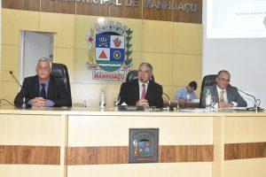 Vereadores de Manhuaçu aprovam projetos para cessão e contratação de servidores