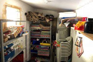 Vandalismo: CAPS Infantil é invadido por ladrões no fim de semana