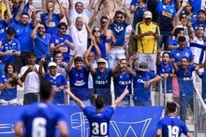 Cruzeiro vence Tupi e está na final com o Atlético