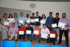Alunos se formam em parceria da Prefeitura e Manhuaçu e IF Realeza