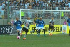 Atlético derrota a URT de 1 a 0