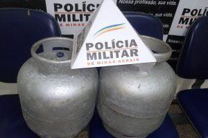 Lajinha: PM recupera materiais furtados em igreja
