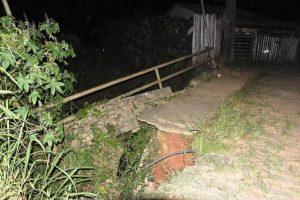 Luisburgo: Vereadores cobram melhoria em ponte