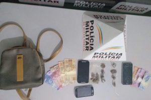 Manhumirim: Três pessoas são conduzidas por tráfico