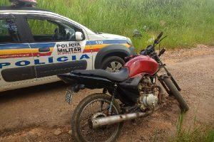 Reduto: Motocicleta furtada é recuperada e autor é preso