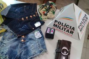 Manhuacu: PM prende dois autores de furto