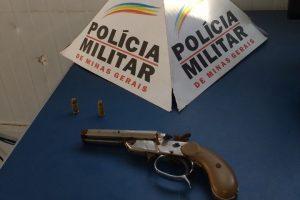 Reduto: Menor é apreendido por maus tratos e posse irregular de arma de fogo