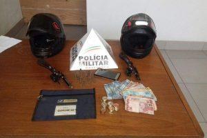 Sericita: PM prende autores de roubo aos Correios