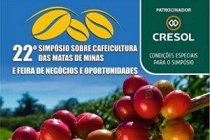 Simpósio de Cafeicultura das Matas de Minas terá três dias