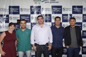 Vereadores de Viçosa conhecem a estrutura esportiva de Manhuaçu