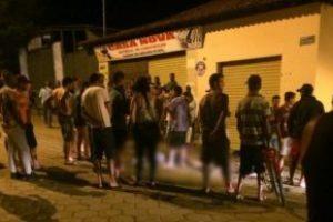Manhuaçu: Rapaz de 22 anos leva tiros na Vilanova e morre na UPA