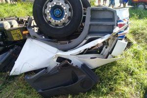 Manhuaçu: Acidente com vítima fatal na BR 116