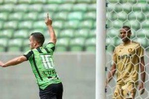 Brasileirão: América goleia o Sport na estreia