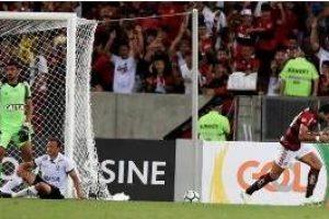 América perde do Flamengo de 2 a 0