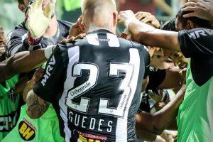 Brasileirão: Atlético vence o Corinthians com lance polêmico
