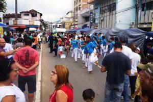 Feriado do Bem-estar é sucesso absoluto em Manhuaçu