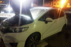 Polícia Civil apreende carro clonado em Manhuaçu