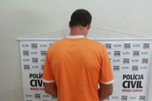 PC cumpre mandado de prisão em Espera Feliz