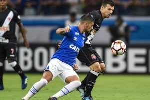 Libertadores: Cruzeiro e Vasco ficam no 0 a 0