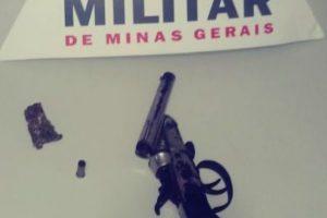 Matipó: Homem é preso com arma de fogo sem registro