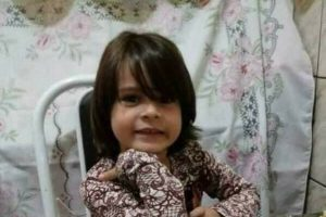 Caputira: Garota de 4 anos morre após ser atropelada por picape