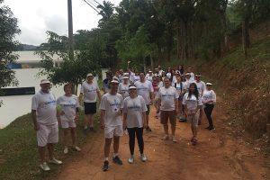 OAB Manhuaçu e CAA/MG realizam edição do projeto CAAminhar