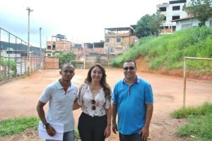 Prefeitura construirá quadra de futebol soçaite ao lado do Abrigo Institucional