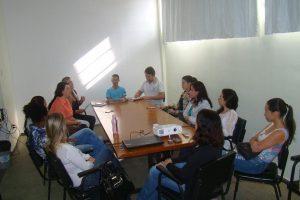 Manhuaçu: Equipe da Reabilitação realiza café com a Secretária