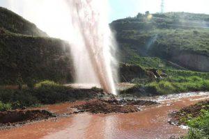 Anglo American em R$ 125 milhões por vazamento em Santo Antônio do Grama