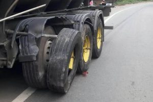 BR 116: Motorista morre em acidente na região de Dom Corrêa