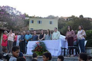 João Magalhães viabiliza recursos para reforma de escola em São Pedro